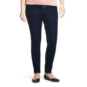 Denim - Liz Lange Maternity jeans (side panel)